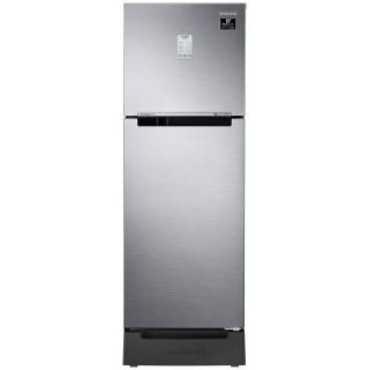 Samsung RT28T3822S8 253 L 2 Star Inverter Frost Free Double Door Refrigerator