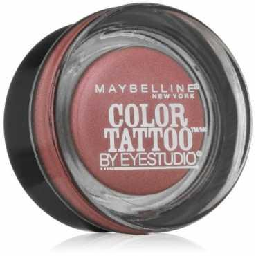 Maybelline Eye Studio Color Tattoo Metal Eye Shadow (Inked In Pink) - Pink