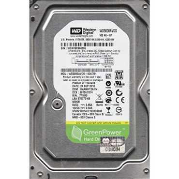 WD AV-GP WD5000AVDS 500GB Desktop Internal Hard Disk