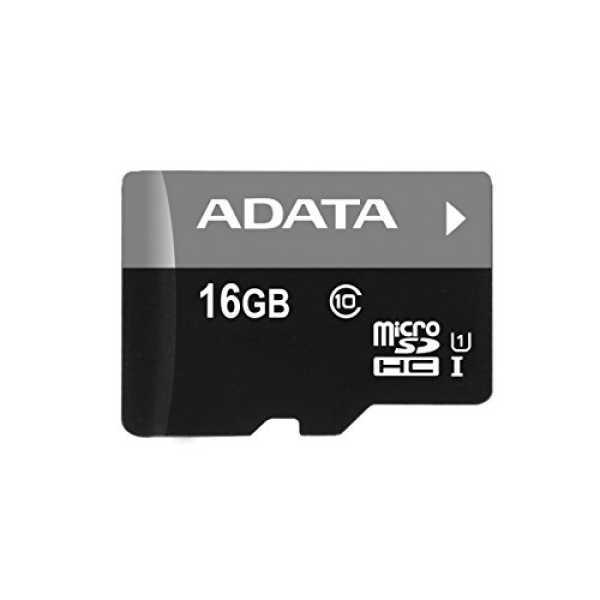AData 16GB MicroSDHC Class 10 Memory Card