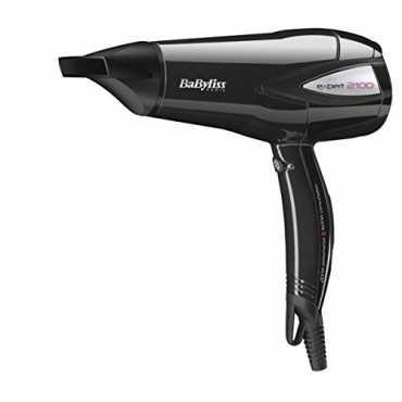 Babyliss D321E Expert Hair Dryer - Black