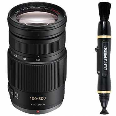 Panasonic G Vario Lens 100-300mm F/4 -5.6 Mega O.I.S Telephoto Zoom Lens (For Panasonic Camera)