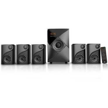 Zebronics ZEB-SW6760RUCF 5 1 Channel Multimedia Speaker
