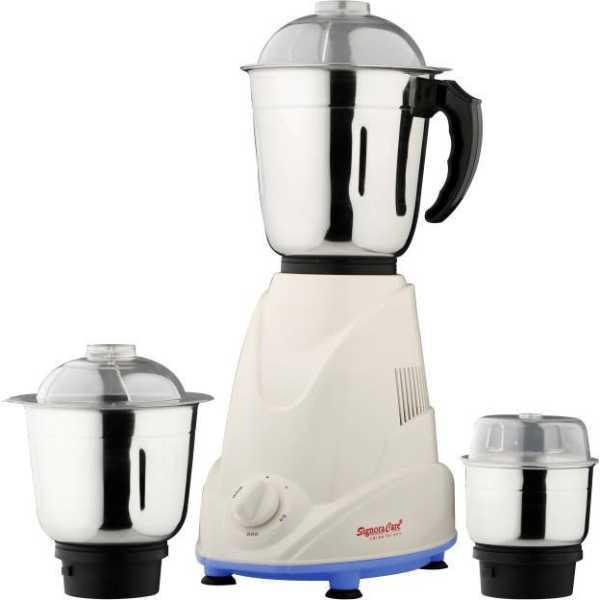 Signoracare Eco Plus 3 500W Mixer Grinder (3 Jars)
