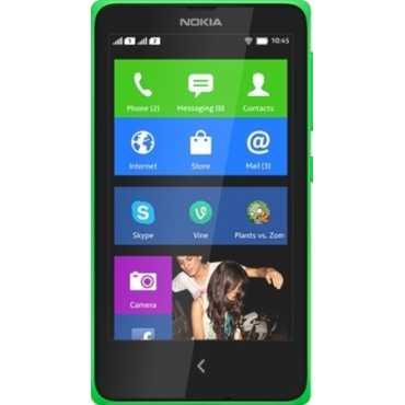 Nokia X+ - Black
