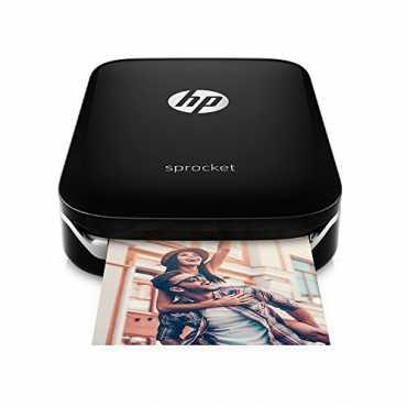 HP Sprocket Z3Z91A Portable Photo Printer - White | Black | Red