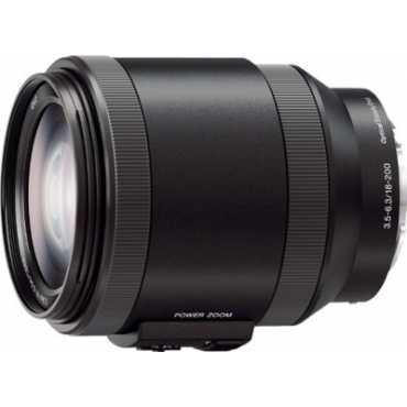 Sony E18-200mm F3.5-6.3 OSS LE E-mount Lens - Black