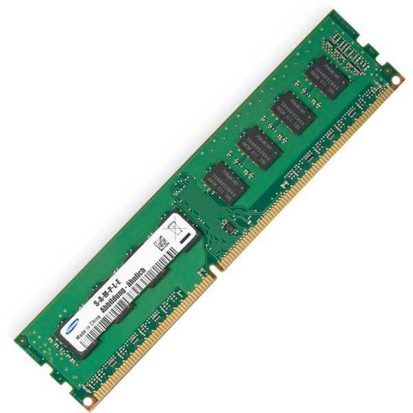 Samsung  (M393B1G70QH0-CK0) 8GB DDR3 Server Ram - Green
