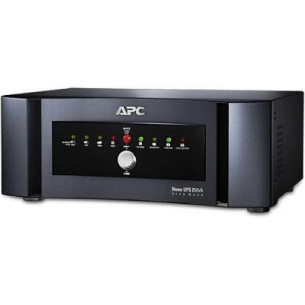 APC Back-UPS BI (BI850SINE) 850VA Sine Wave UPS - Black