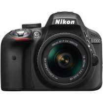 Nikon D3300 DSLR AF-P DX NIKKOR 18-55mm F3 5 - 5 6 VR Kit Lens