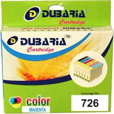 Dubaria 726 Magenta Ink Catridge