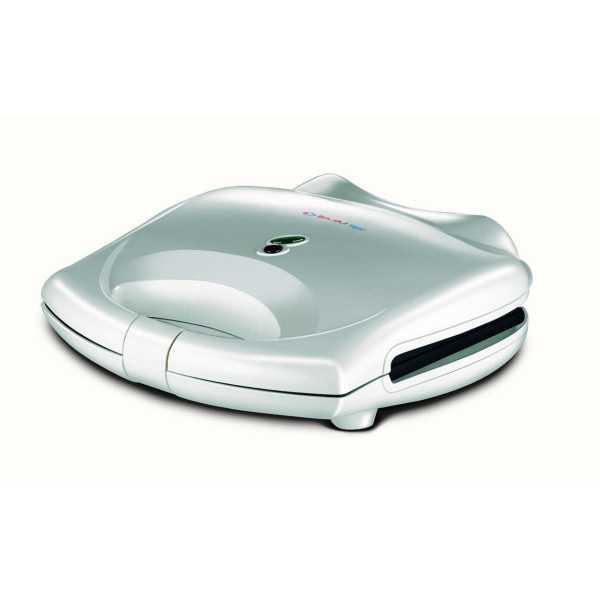 Bajaj Majesty New SWX 3 Sandwich Toaster - White