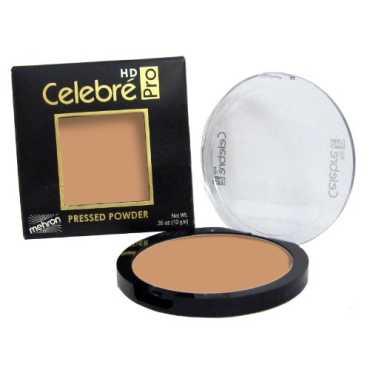 Mehron Celebre Pro-HD Pressed Powder Makeup (Medium-Dark 1)