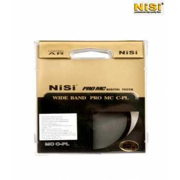 Nisi 62 mm Circular Polarizer Filter