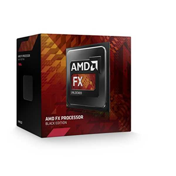 AMD 3.5 GHz AM3+ FX-6300 Processor - Black