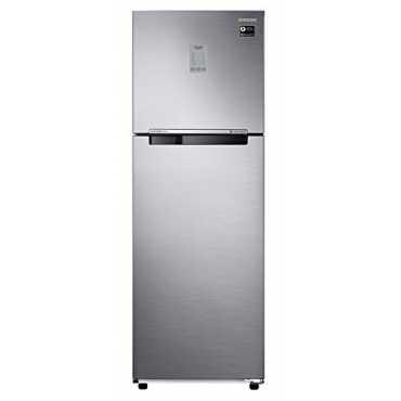 Samsung RT30N3753SL/HL 275 L 3 Star Inverter Frost Free Double Door Refrigerator