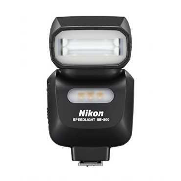 Nikon SB-500 Speed  Light  Flash - Black
