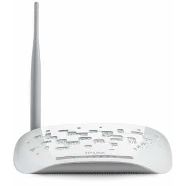 TP-LINK TD-W8151N 150Mbps Wireless N ADSL2 Modem Router - White