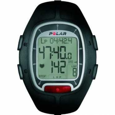 Polar RS100 Heart Rate Monitor - Black