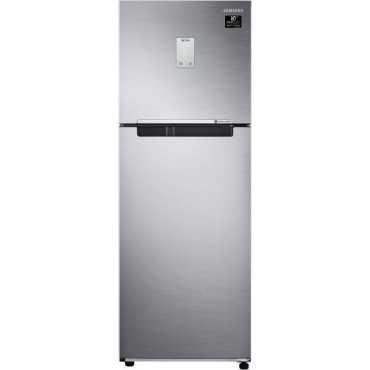 Samsung 244 L 3 Star Frost Free Double Door Refrigerator (Elegant Inox, RT28T3523S8/HL)