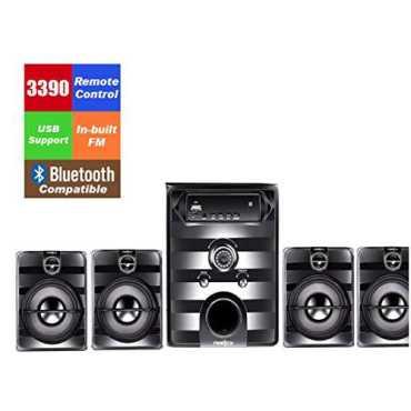 Frontech Jil-3975 4 1 Channel Multimedia Speaker