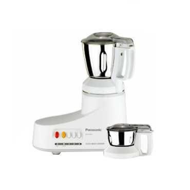 Panasonic MX AC 220 550W Mixer Grinder - White