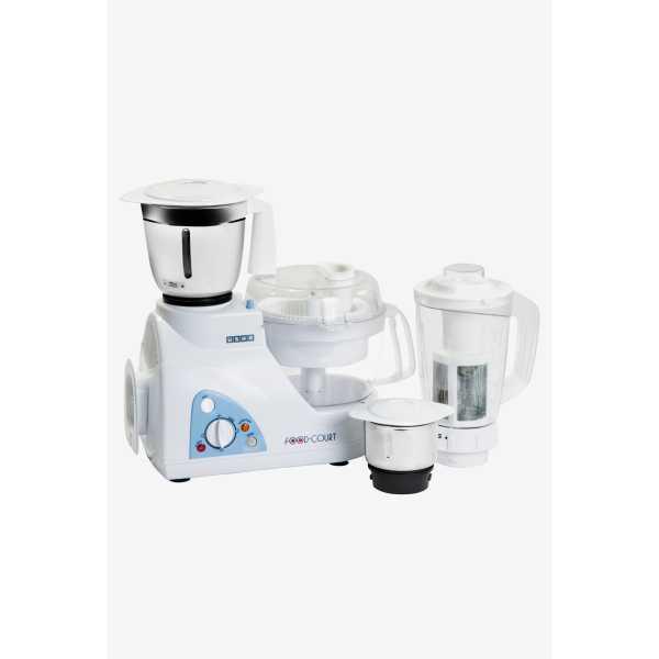Usha 2663 600 W Food Processor - White
