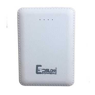 Epsilon EP-120 Leather 12000mAh Power Bank