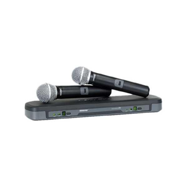 Shure SVX288/PG28 Dual Wireless Microphone
