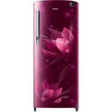 Samsung RR20N172YR8 192 L 4 Star Inverter Direct Cool Single Door Refrigerator