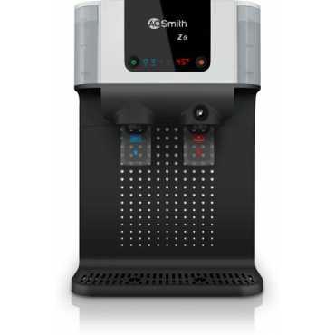 AO Smith Z6 10L RO Water Purifier - Black