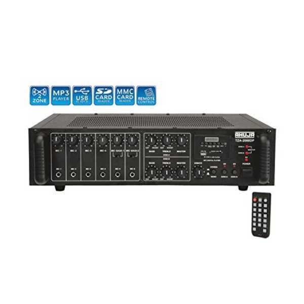 Ahuja TZA-2000DP Amplifier