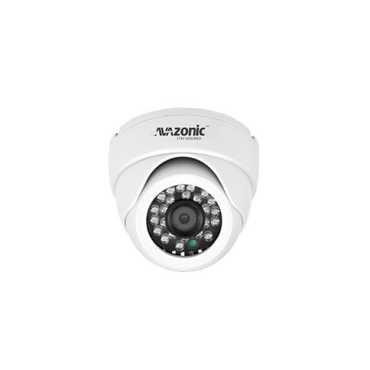 Avazonic AVZS-232SS-F32W / AVZS-232SS-F62W Dome CCTV Camera - White