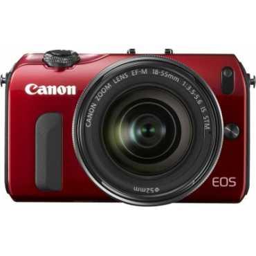 Canon EOS-M (18 - 55 mm) Mirrorless Camera