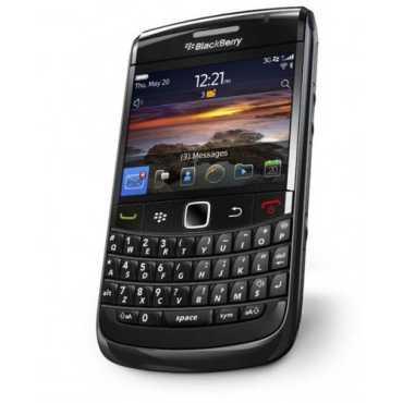 BlackBerry Bold 3 9780 - Black