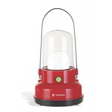 Singer SRL-1001 LED Emergency Lantern - Red
