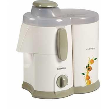 Havells Endura 500W Juice Extractor - White