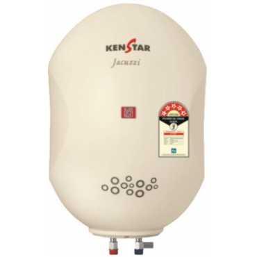 Kenstar jacuzzi KGS06W5P 6 Ltr Storage Water Geyser - White