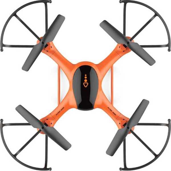 Xunda Flying Hero Camera Drone Orange