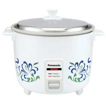 Panasonic SR-WA10H Electric Cooker - Blue | White