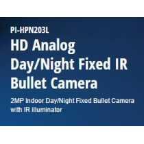 Panasonic PI-HPN203L IR Bullet Camera - White