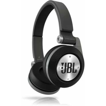 JBL Synchros E40BT Bluetooth Headphones - Black