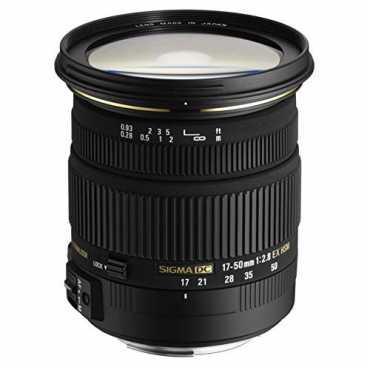 Sigma 17-50mm f 2 8 EX DC HSM Zoom Lens For Sigma DSLR