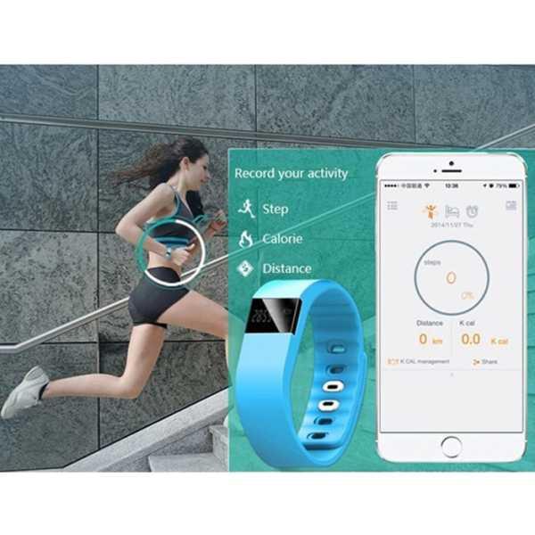 Callmate CMBTSBTGN Activity Smart Bracelet