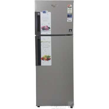 Whirlpool Neo FR278 Royal Plus 3S 265 Litres Double Door Refrigerator - Alpha Steel