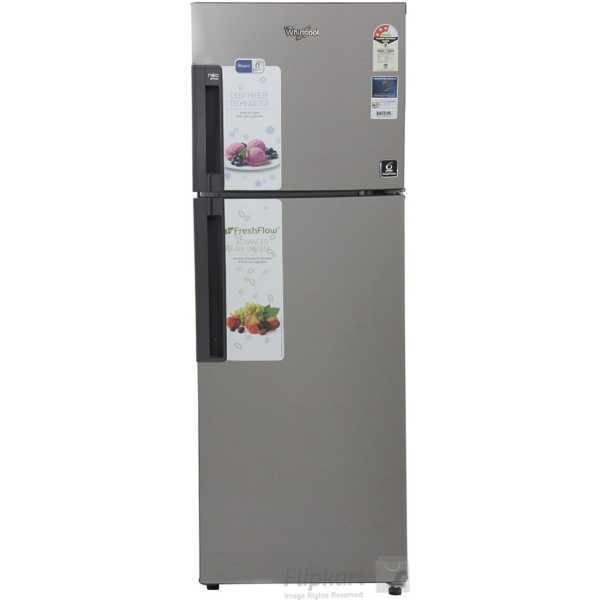 Whirlpool Neo FR278 Royal Plus 3S 265 Litres Double Door Refrigerator