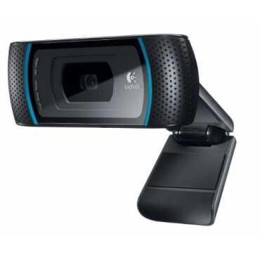 Logitech C910 Webcam - Black