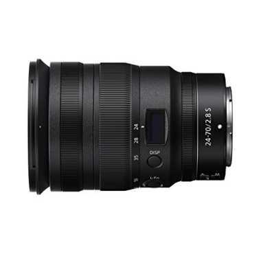 Nikon Nikkor Z 24-70mm F 2 8 S Lens