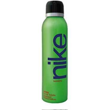 Nike Man Eau De Toilette Deo Green