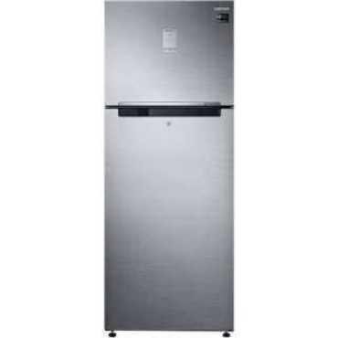 Samsung RT49K6758S9 476 L 3 Star Frost Free Double Door Refrigerator